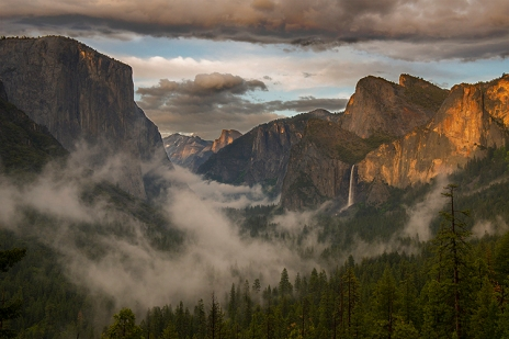 Kent Yosemite Valley