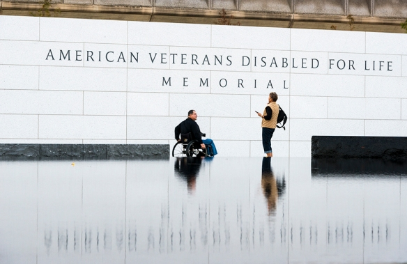 Disabled Veterans Memorial 01
