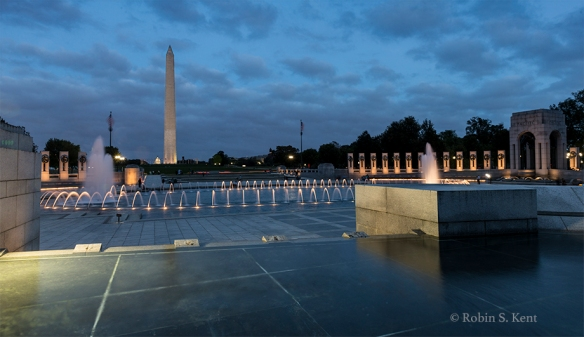 WW II Memorial 01