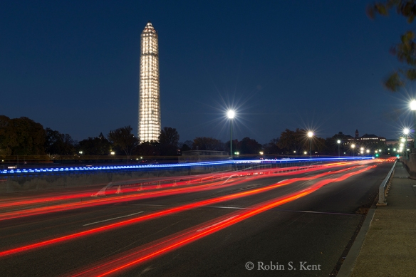 Night Photos Washington Monument 4100