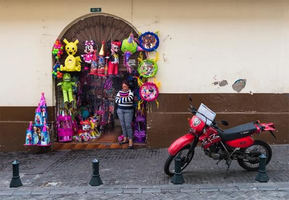 Ecuador 10 Toy Store