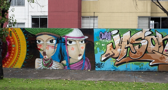Ecuador 20 Street Art