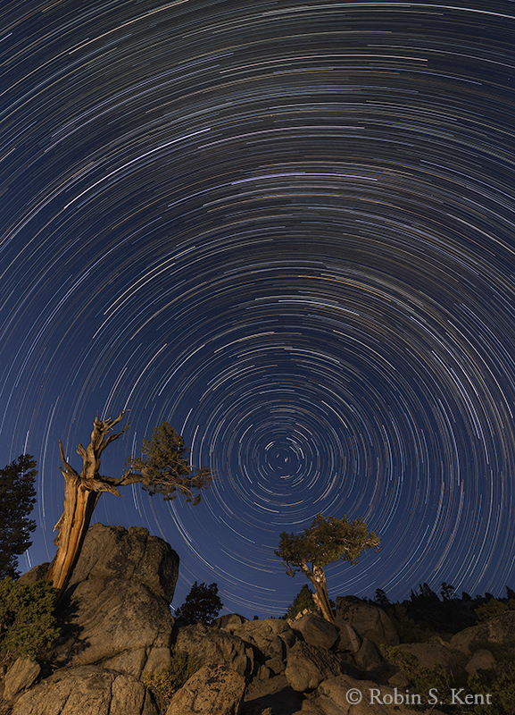 Low Light (Star Trails) D-13-09-08-3496